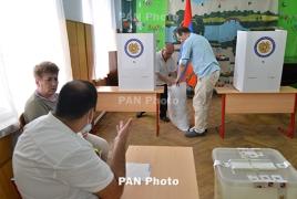 В Армении завершились парламентские выборы: Избирательные участки закрыты