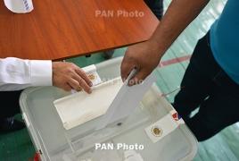 Явка на выборах в Армении не достигла 50%
