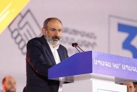 Pashinyan claims parliamentary majority after winning Armenia vote