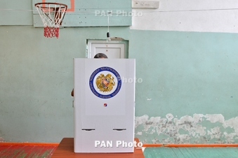 CIS observers in Yerevan: Elections fully complied with Constitution