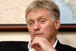 Kremlin watching Pashinyan's