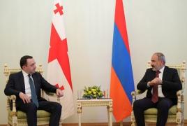 Վրաստանի վարչապետն ու Լիտվայի ԱԳՆ-ն շնորհավորել են Փաշինյանին
