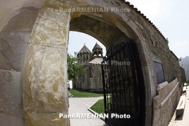 Museum of Bible launching online exhibit on Karabakh sacred sites