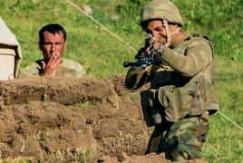 Azerbaijani troops threaten Spanish journalists with death in Armenia