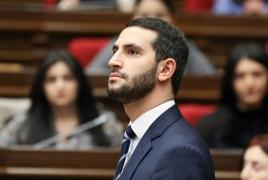 Ռուբինյան․ Ադրբեջանի հետ խաղաղության պայմանագիր չի ստորագրվի, քանի դեռ լուծված չէ Արցախի հիմնահարցը