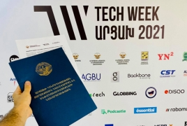 Karabakh to be home to #СoWorking spaces