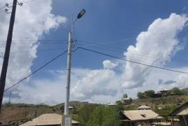 Viva-MST, FPWC continue street lighting program in rural Armenian