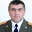 Commander of Armenia's 3rd Army Corps sacked