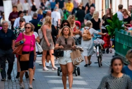 Sweden lifts Covid-19 restrictions on travel to Armenia
