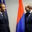 Pashinyan congratulates Macron on Bastille Day, invites him to Armenia