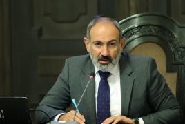 Pashinyan responds to Aliyev's claims on