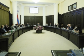 Armenia vows to pursue realization of Karabakh's right to self-determination