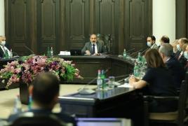 Pashinyan pledges to work on return of all Armenian PoWs