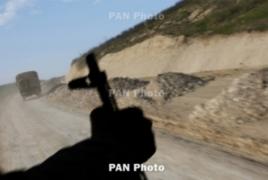 ՊՆ․ Ադրբեջանական ԶՈւ-ն կրակ է բացել Երասխի հատվածում հայկական դիրքերի ուղղությամբ