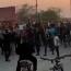 В Иране протестующие в связи с дефицитом воды захватили нефтяную скважину