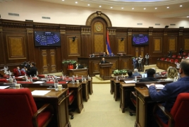 First session of Armenia's new parliament slated for August 2
