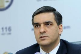 Омбудсмен Армении: Обстрелы участка Ерасх со стороны ВС Азербайджана – преступление