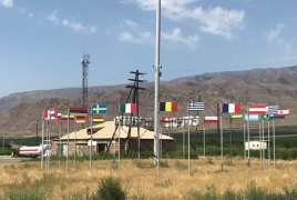 French envoy shares support for Armenia amid Azeri shelling