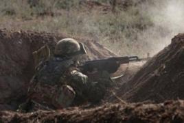 Official confirms Azerbaijani shooting in Gegharkunik as well