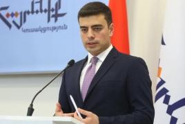 Armenia's opposition