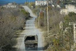 Russia says ready to welcome EU into Karabakh efforts