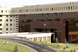 Suren Sahakyan sacked as Armenia's Deputy Defense Minister