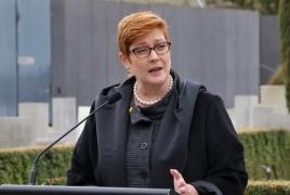 Глава МИД Австралии ответила на петицию о признании Нагорного Карабаха
