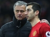 Henrikh Mkhitaryan details current relationship with Jose Mourinho