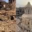 Fresh footage shows Deir ez-Zor's Armenian church complex in ruins