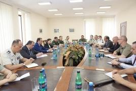 Азербайджанцы временно захватили доминирующую армянскую позицию: Ситуация представлена аккредитованным в РА военным атташе