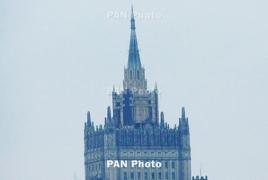 Russia urges Baku, Yerevan to exercise restraint