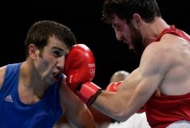 Բռնցքամարտիկ Բաչկովը հաղթել է ադրբեջանցի մրցակցին և դուրս եկել 1/4 եզրափակչ