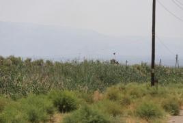 Ադրբեջանցիները կրակ են բացել Երասխի ուղղությամբ, փորձել են ամրաշինական աշխատանքներ անել