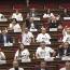 Ընդդիմությունն Ալեն Սիմոնյանի ելույթի ժամանակ լքել է ԱԺ նիստերի դահլիճը