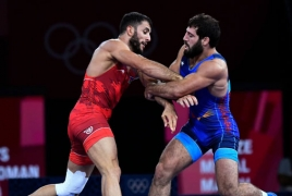Bad referee call leaves Karapet Chalyan with no Olympic medal
