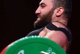 Olympics: Simon Martirosyan snatches silver for Armenia