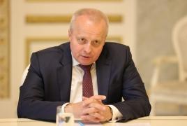 Посол РФ: Ведется работа по размещению российских пограничников на армяно-азербайджанской границе