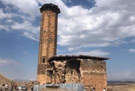 Турки откроют в Ани отреставрированную мечеть