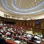Представитель оппозиционного блока не избран вице-спикером парламента Армении