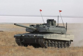 Германия приостанавливает продажу оружия Турции до гарантии, что оно не попадет в Азербайджан