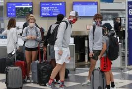 СМИ: США намерены пускать в страну только привитых от Covid-19 иностранцев