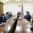 Пашинян: Для нас приоритетна повестка открытия коммуникационных путей региона