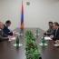 Зась в Совбезе Армении обсудил ситуацию на армяно-азербайджанской границе