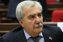 Քոչարյան. ՌԴ-ում ՀՀ սահմանների հետ կապված հարցերի քննարկմանը նաև  ադրբեջանցի զինպաշտոնյա է մասնակցում