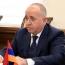 Министр обороны Армении по приглашению Шойгу отправился в РФ