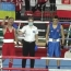 Armenian boxer knocks Turkish opponent down twice to snatch victory