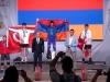 Армянский юный тяжелоатлет победил двух турецких соперников и завоевал золото на ЧЕ