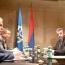 Глава МИД Армении и генсек ОДКБ обсудили вторжение азербайджанцев на территорию РА