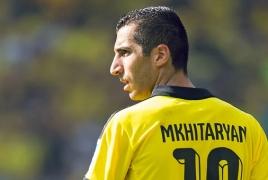 Bundesliga: Henrikh Mkhitaryan – Armenia's attacking midfielder wizard