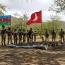 Азербайджанские и турецкие ВС начали учения в Лачине